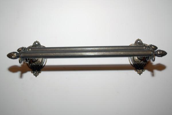 Antica soffitta porta asciugamani 40cm ottone brunito - Porta per soffitta ...