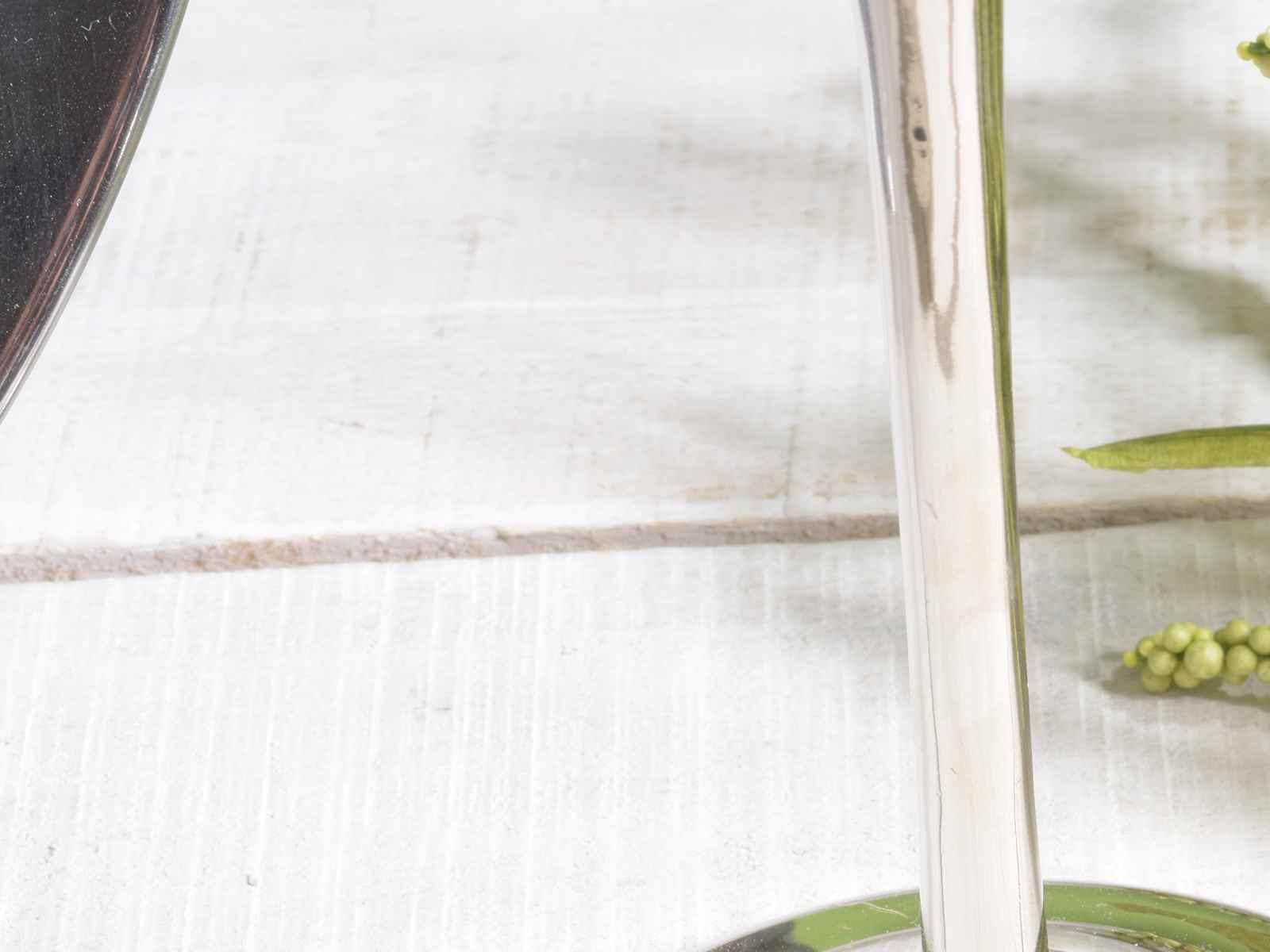 Frutta idee alzatina : Alzata in metallo lucido con cupola in vetro Misure: diam 13 cm x 27,5 ...