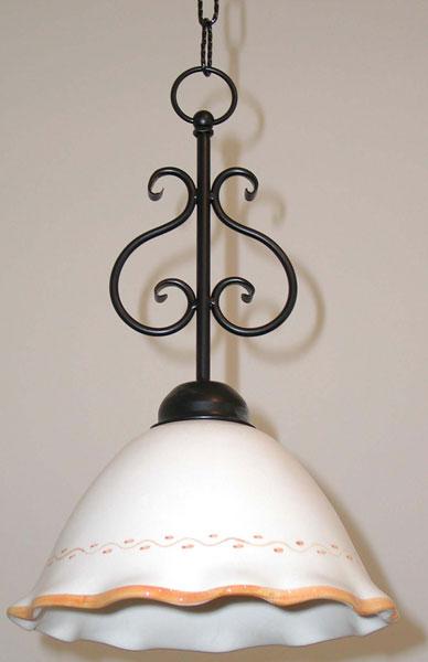 antica soffitta - arreda con stile - Lampadari Cucina Country