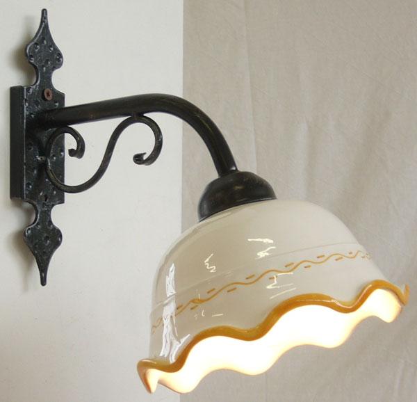 Antica soffitta lampade e lampadari applique   lampade da parete ...