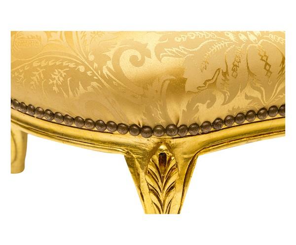 Chaise barocco free chaise barocco with chaise barocco for Divano ottomano