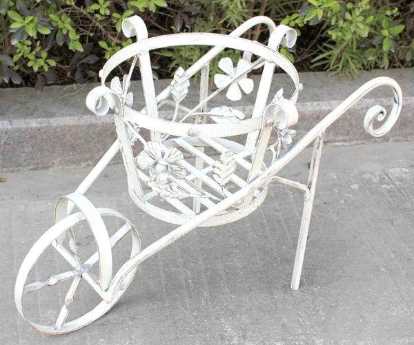 Portavasi balcone idea creativa della casa e dell for Carriola leroy merlin