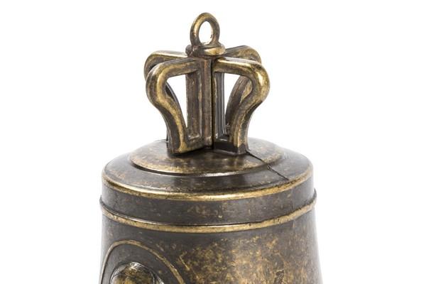 Antica soffitta campanella papa francesco ottone brunito - Papa francesco divano ...