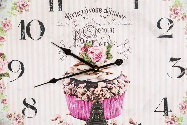 ... da parete pendolo shabby chic cioccolato cucina dolce PX-HLCQ181148G