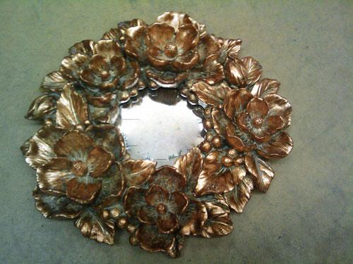 Antica soffitta specchi specchi da appendere barocchi