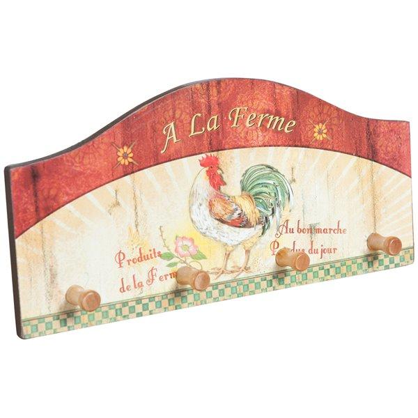 Antica soffitta arreda con stile - Appendi pentole cucina ...