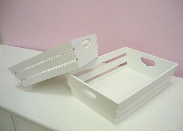 Pannelli isotermici decorati - Cucina legno bianco decapato ...