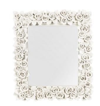 Home Page » Specchi » __ Specchi vintage bianchi » Specchio 42cm ...