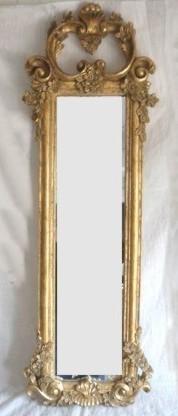 Antica soffitta specchio barocco 94cm verticale - Specchio verticale ...